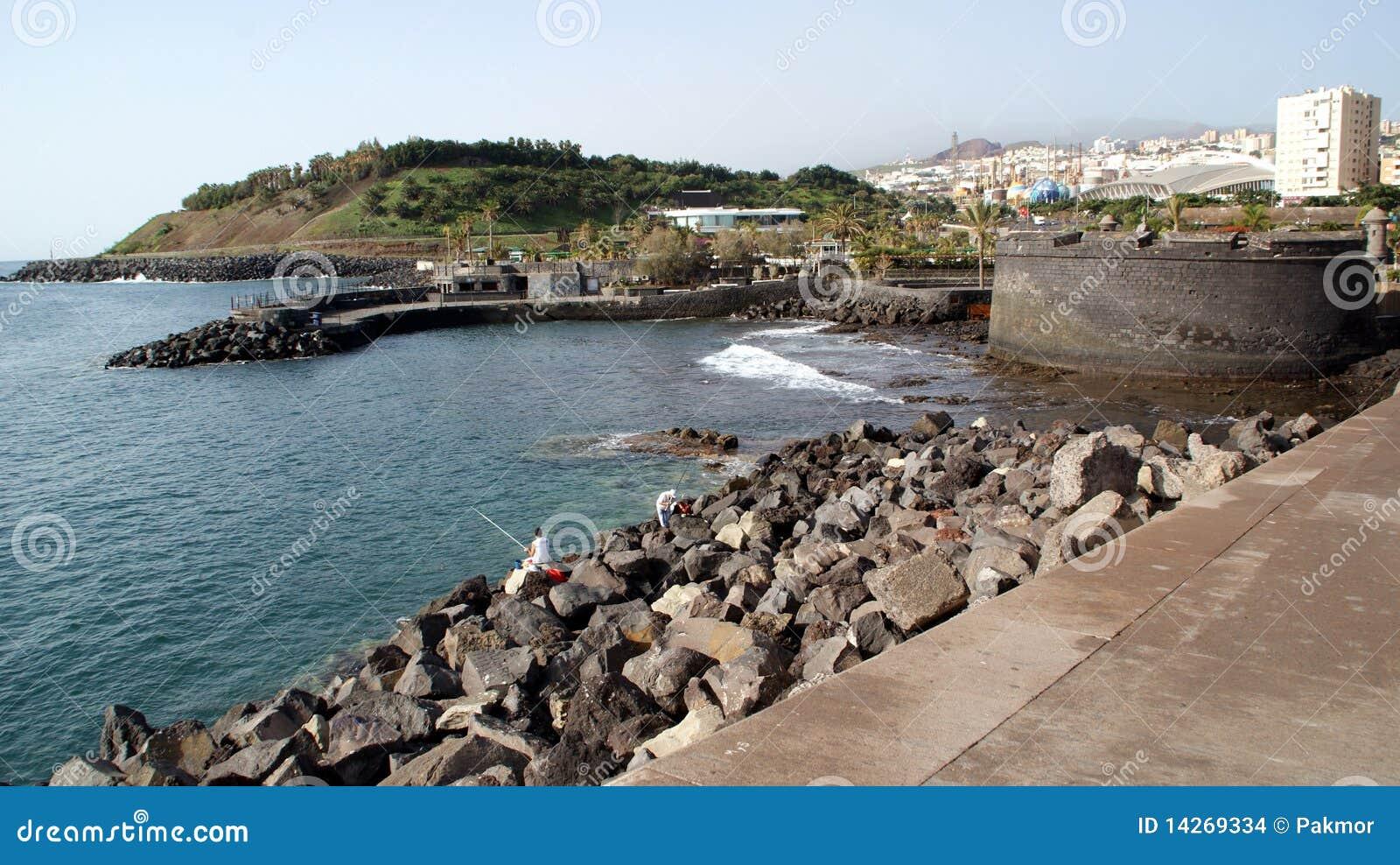 Tenerife, Kanarische Inseln, in Spanien
