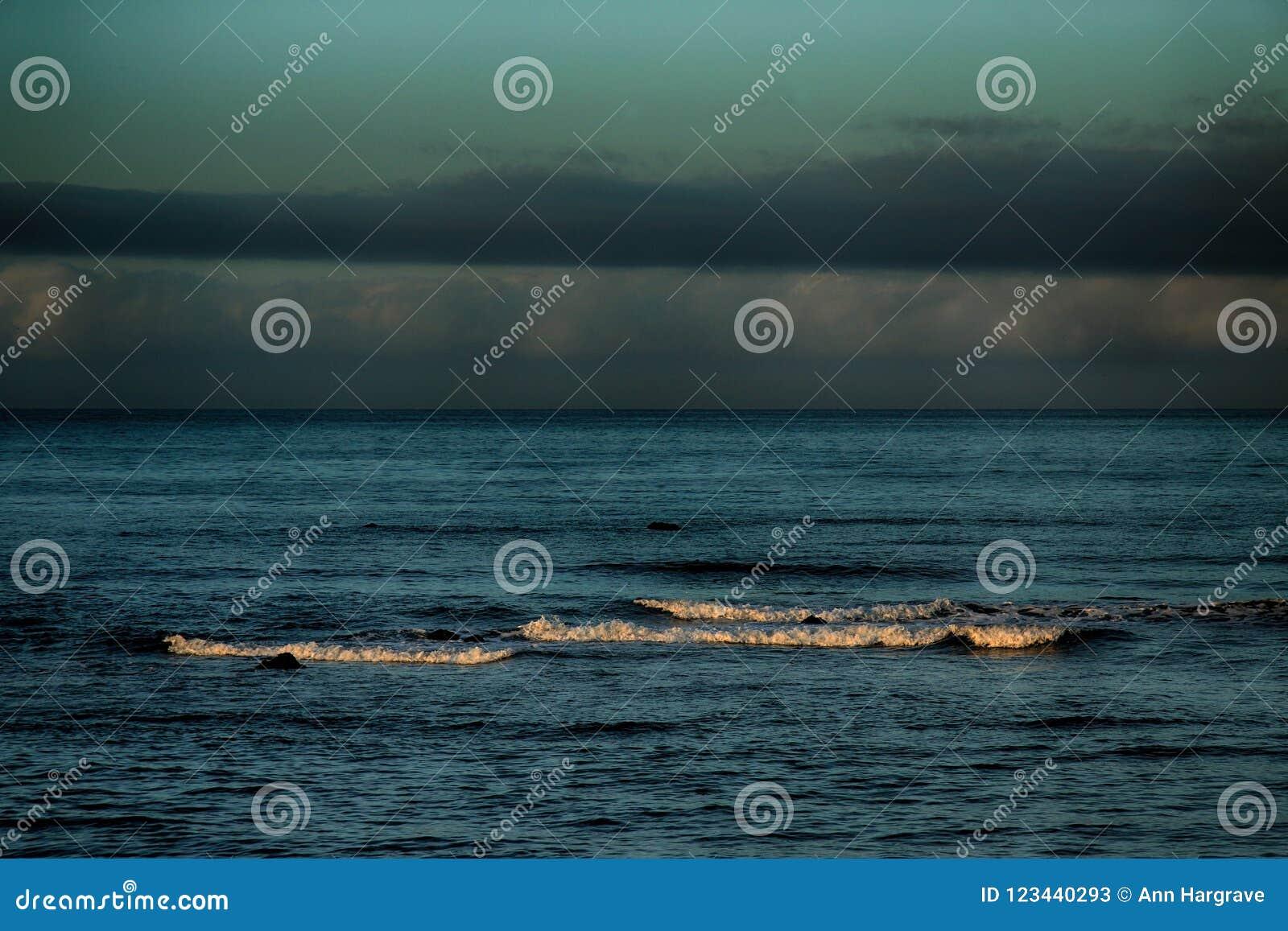 Teneriffa, Szene um Playa Colmenares, Landschaft