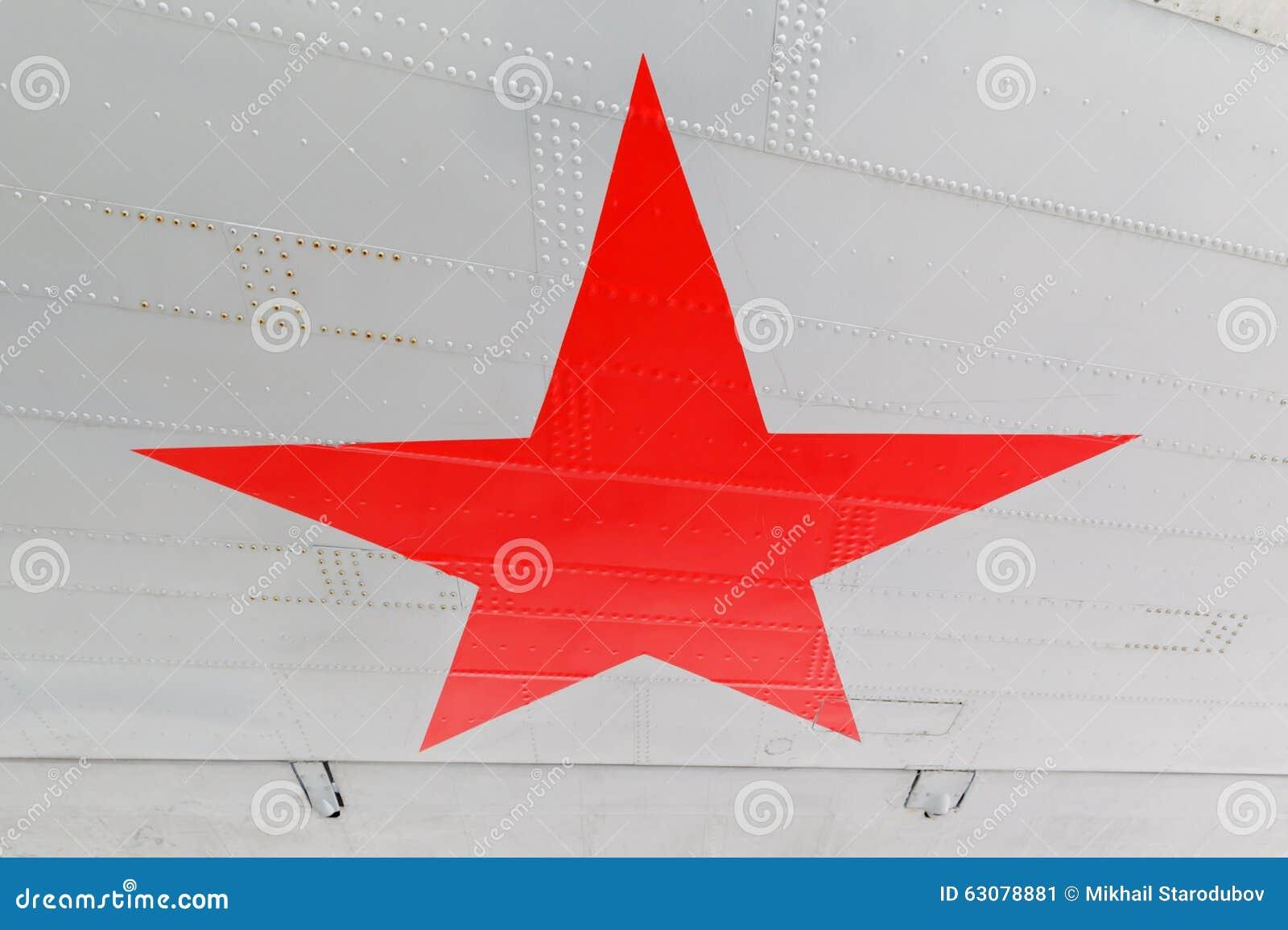 Download Tenez Le Premier Rôle, Le Symbole De L'Armée De L'Air Russe Sur Des Avions Image stock - Image du nuages, avion: 63078881