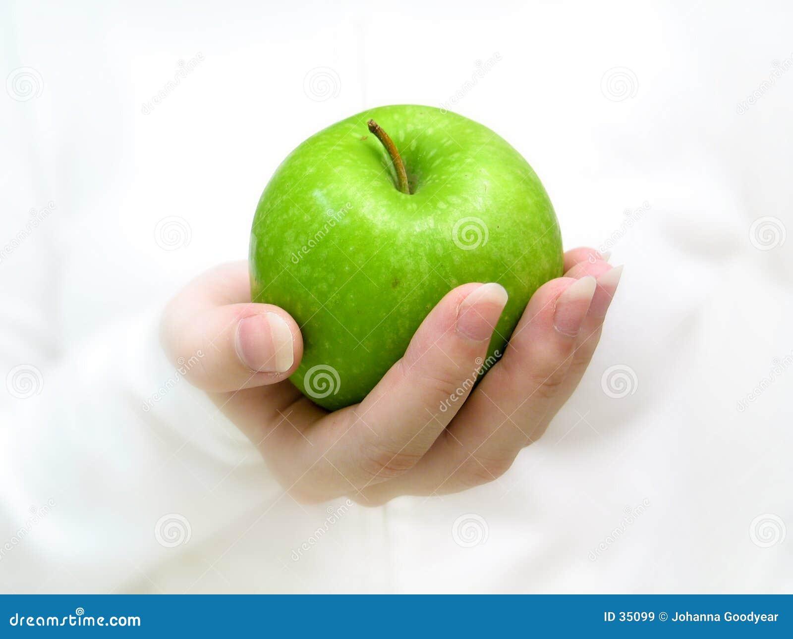 Tenga una manzana 2