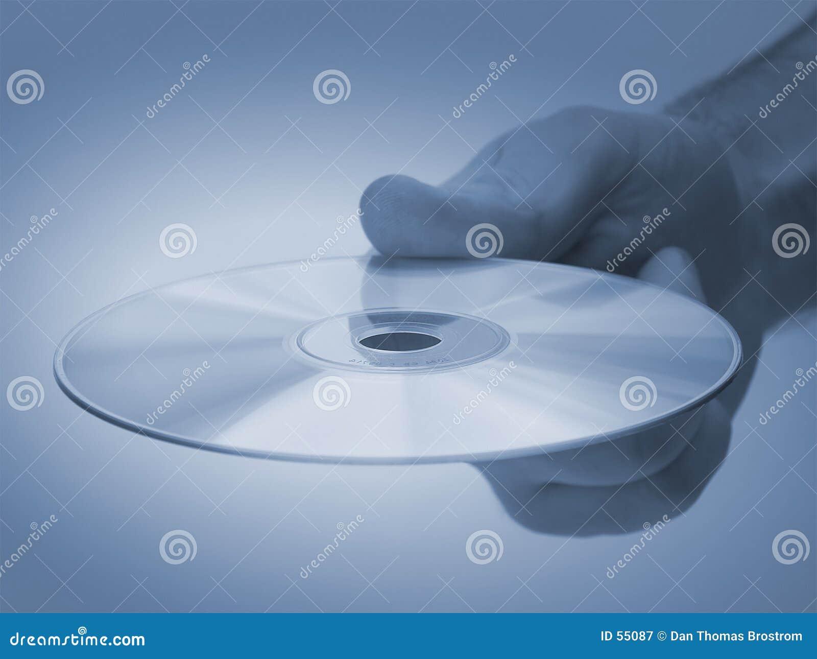 Tenha um CD