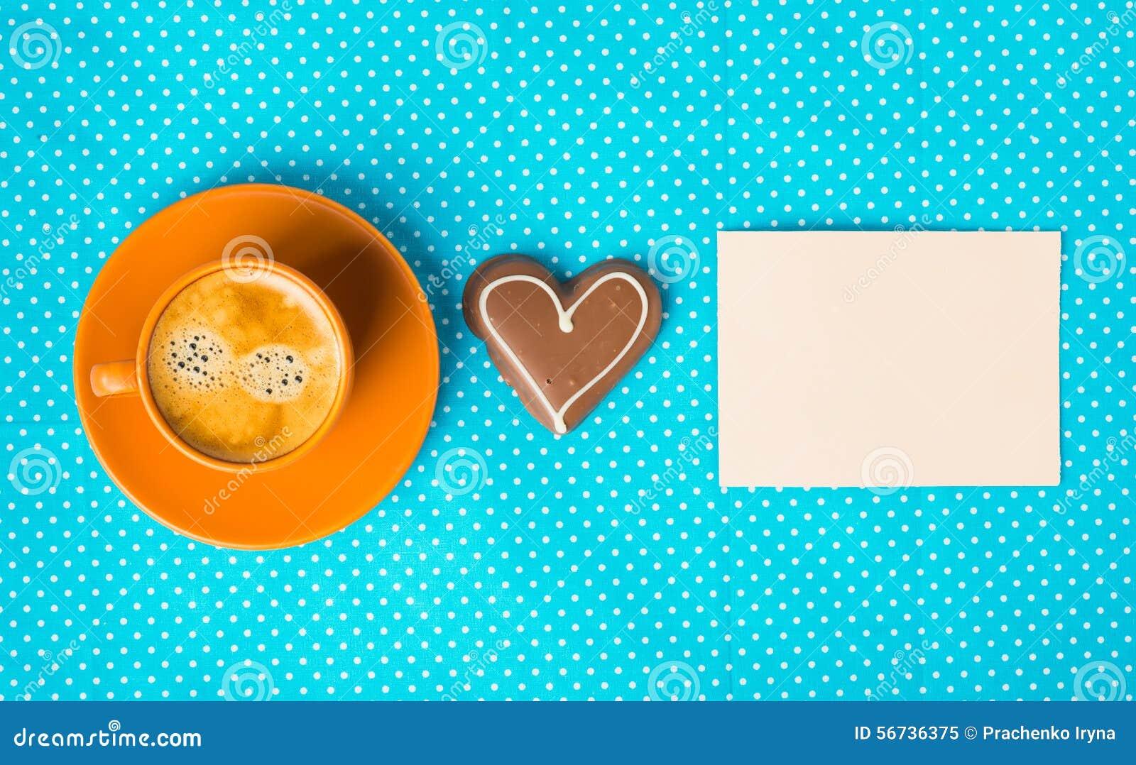 Tenha um dia agradável, bom dia com xícara de café