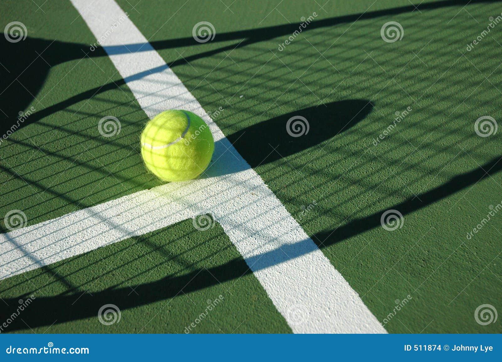 Tenis de la sombra