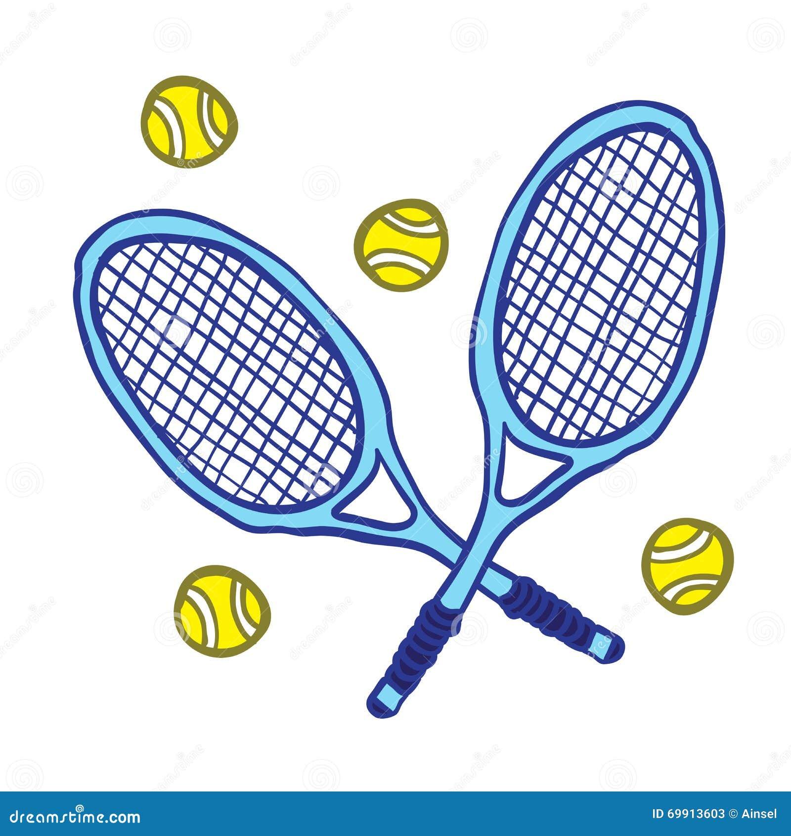 Tenisowi kanty i piłki
