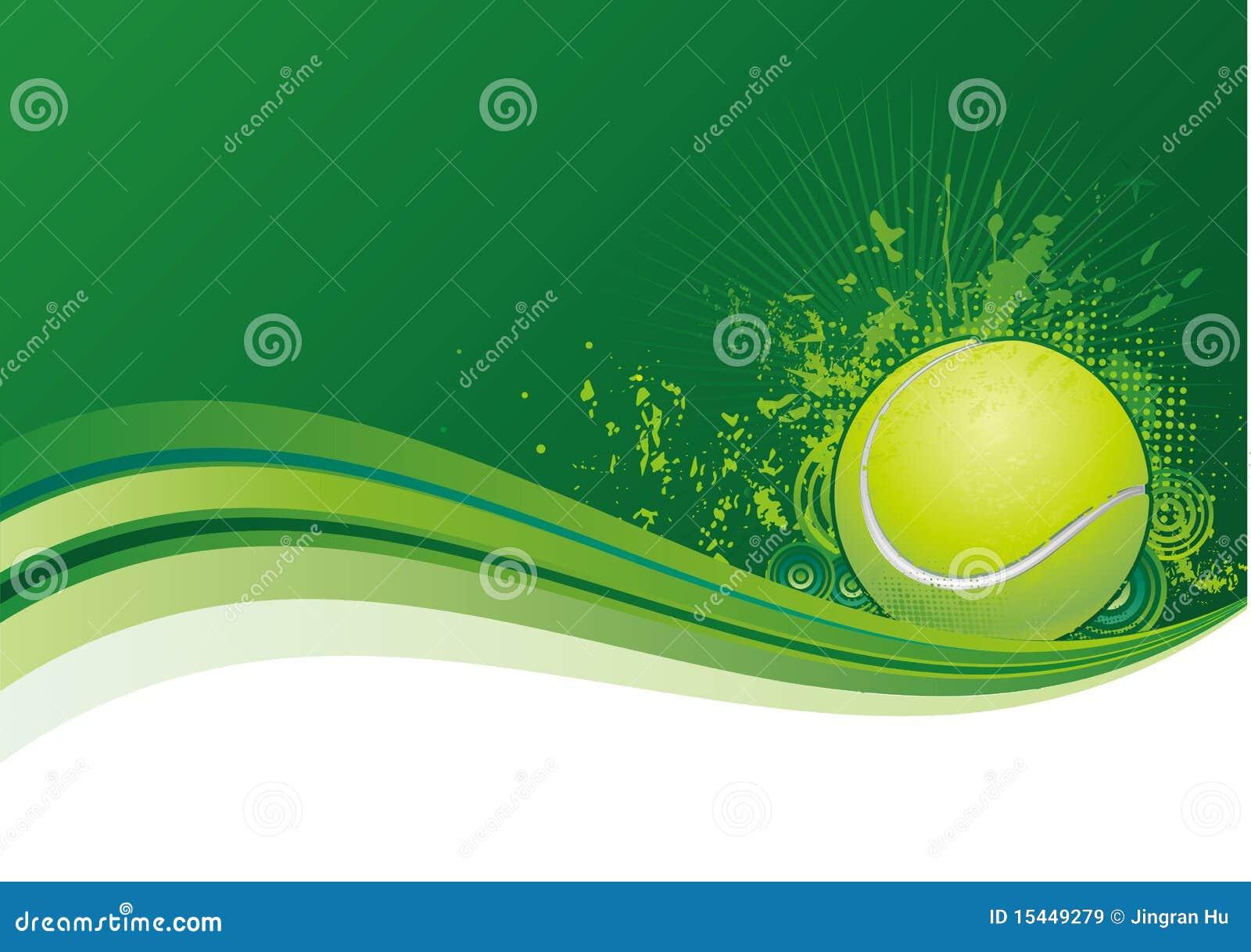tennis wallpaper border