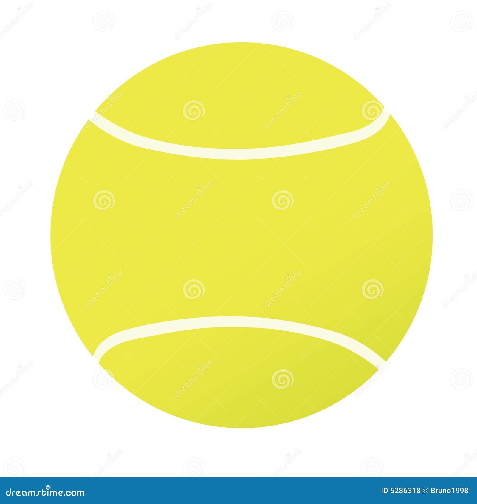 Tennis Ball Royalty Free Stock Photos Image 5286318