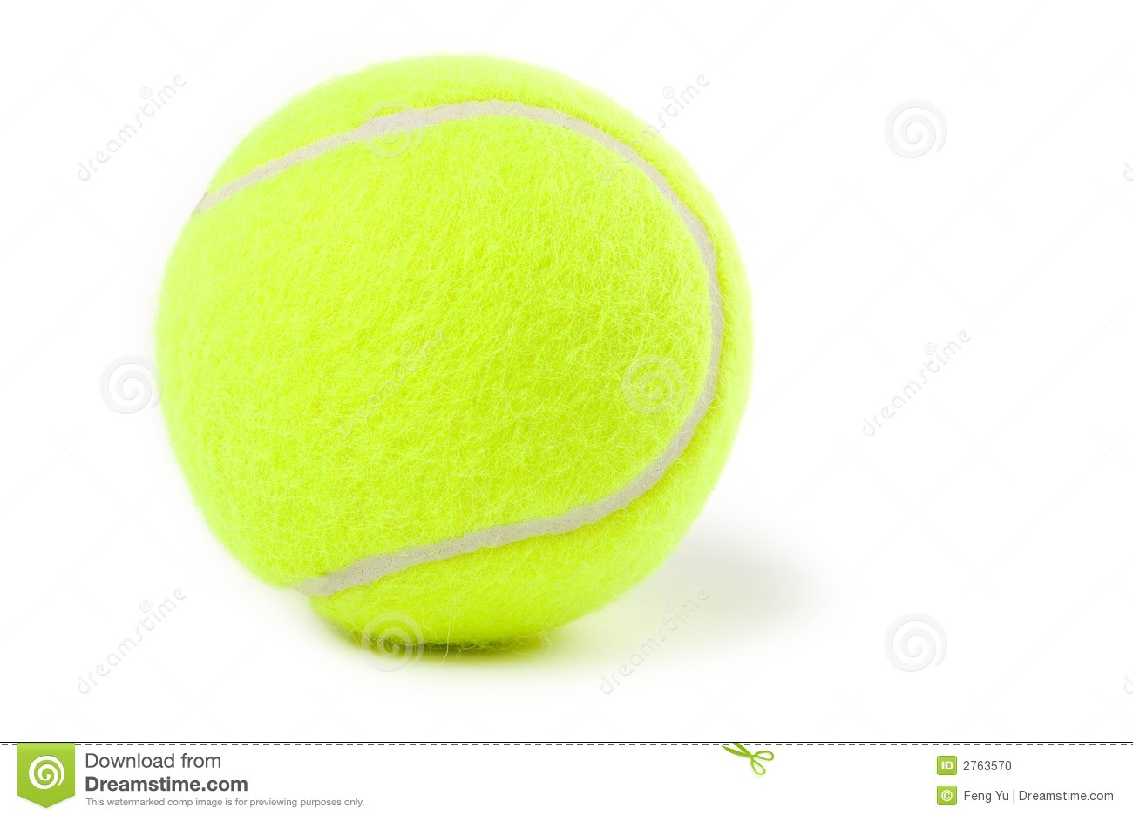 Tennis Balls Stock Photo - Image: 2763570