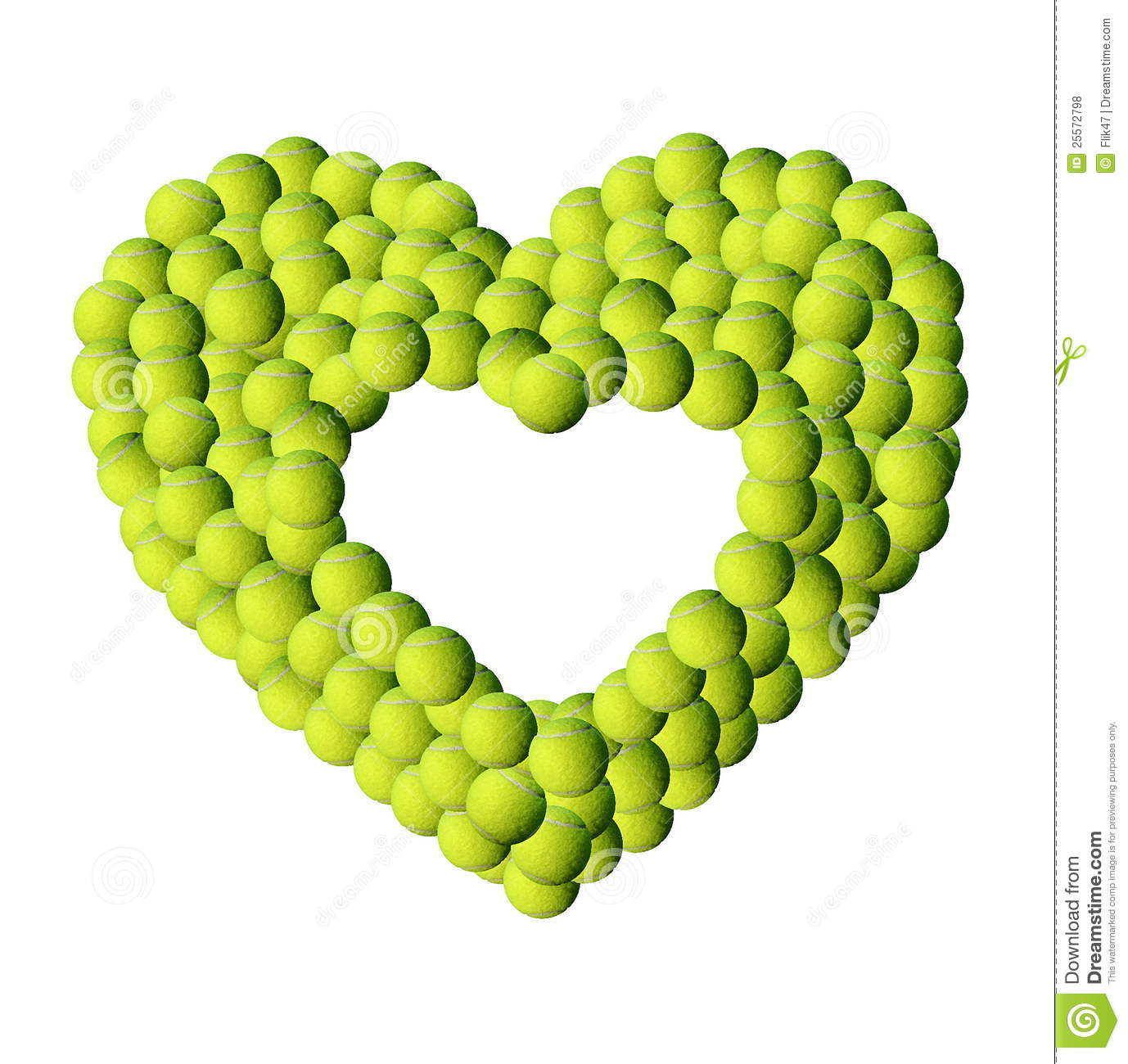 Tennis Balls Frame Background Royalty Free Stock Photos - Image ...