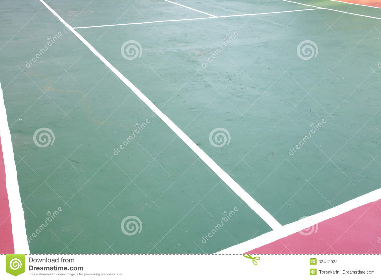 Intersecting Lines In Sports Tennis court white intersecting linesIntersecting Lines In Sports