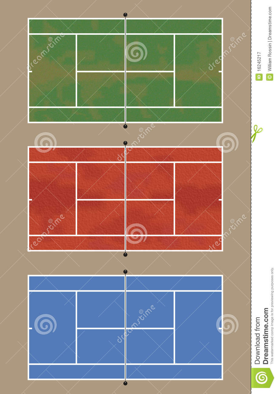 tennis court business plans and expenses