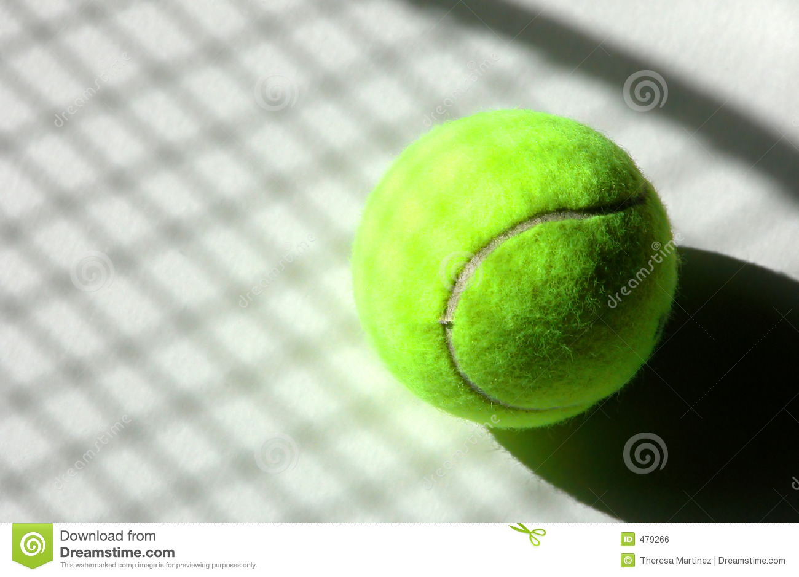 Tennis d ombre