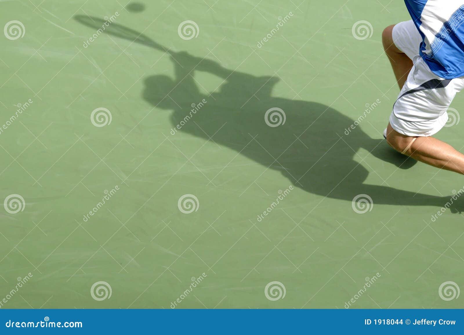 Tennis för 01 skugga