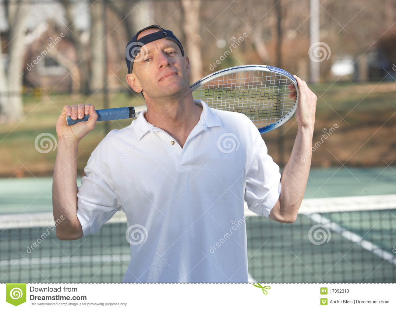Tennis Instructor Stock Photos - Image: 17392313