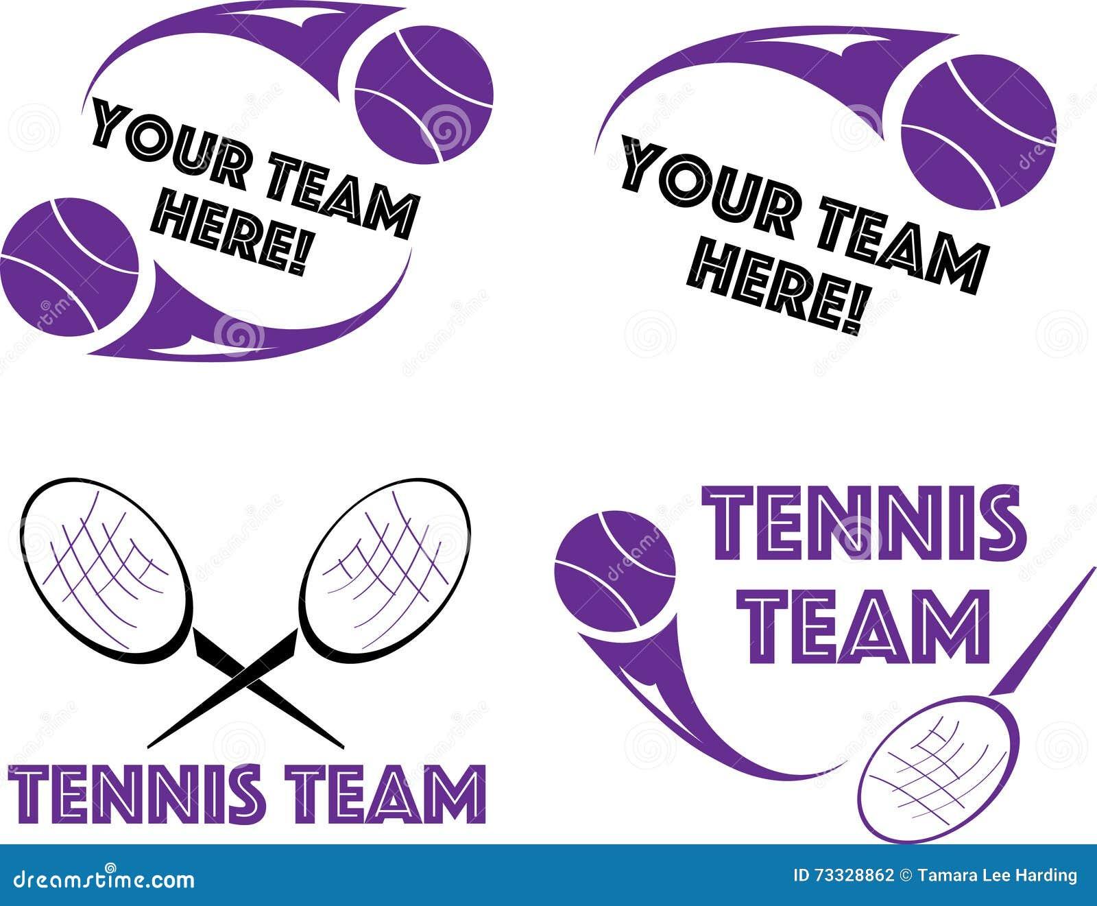 Tennis Logo Free Vector Art  10612 Free Downloads