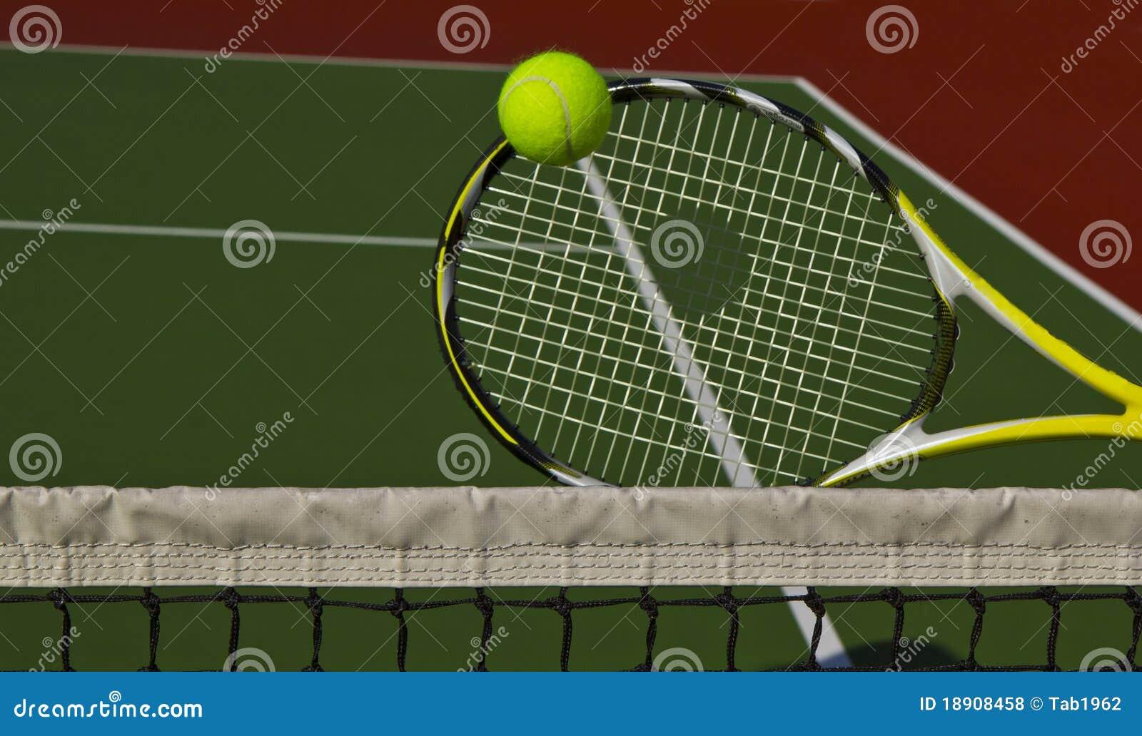 Tennis in openlucht