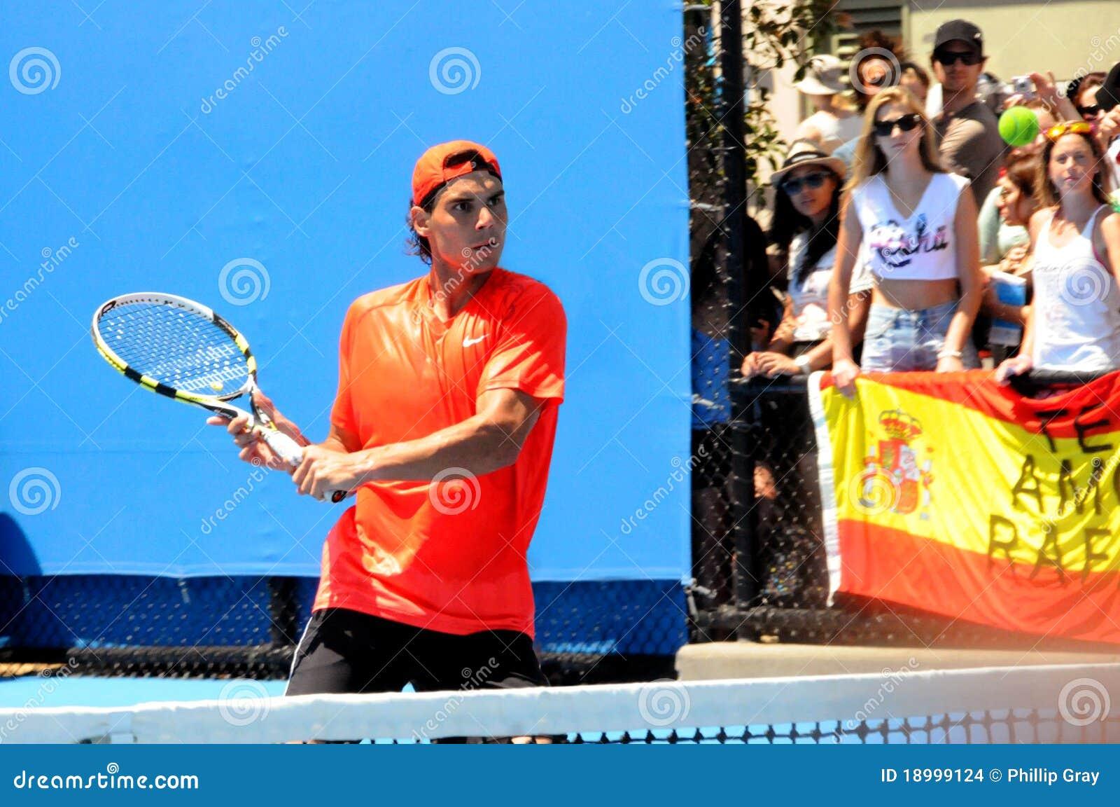 Tennis ouvert d Australien de Rafael Nadal