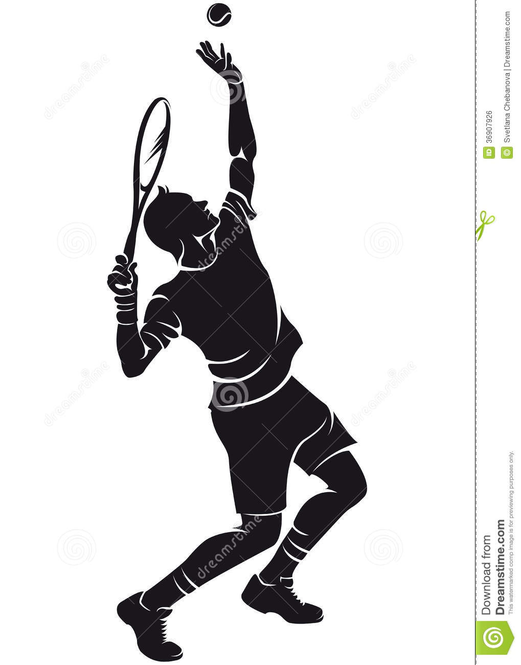 Royalty Free Stock Image Tennis Player Silhouette Isolated White Image36907926 on ping pong racket