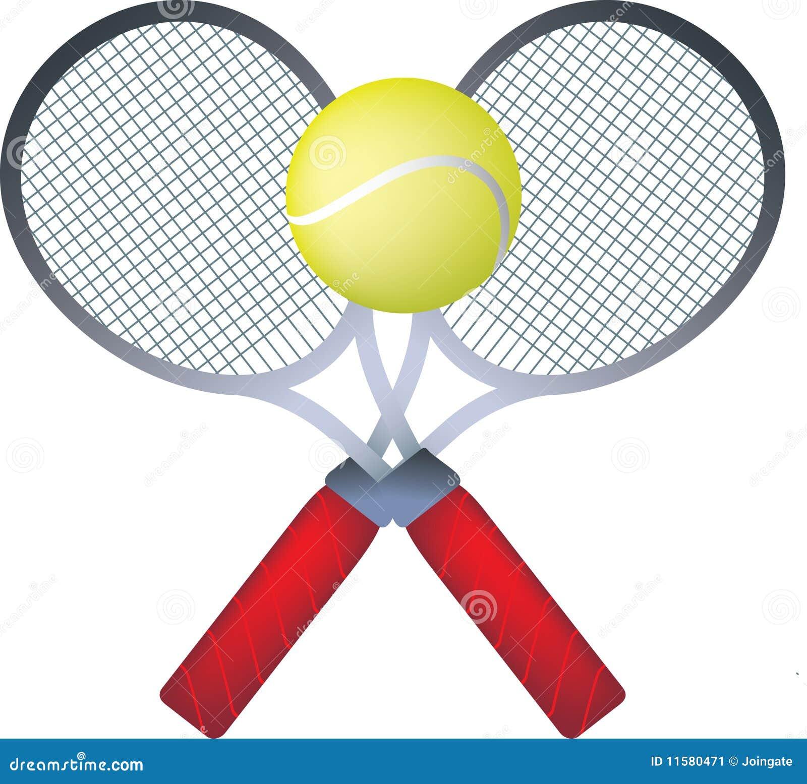 Tennis Rackets Stock Image - Image: 11580471