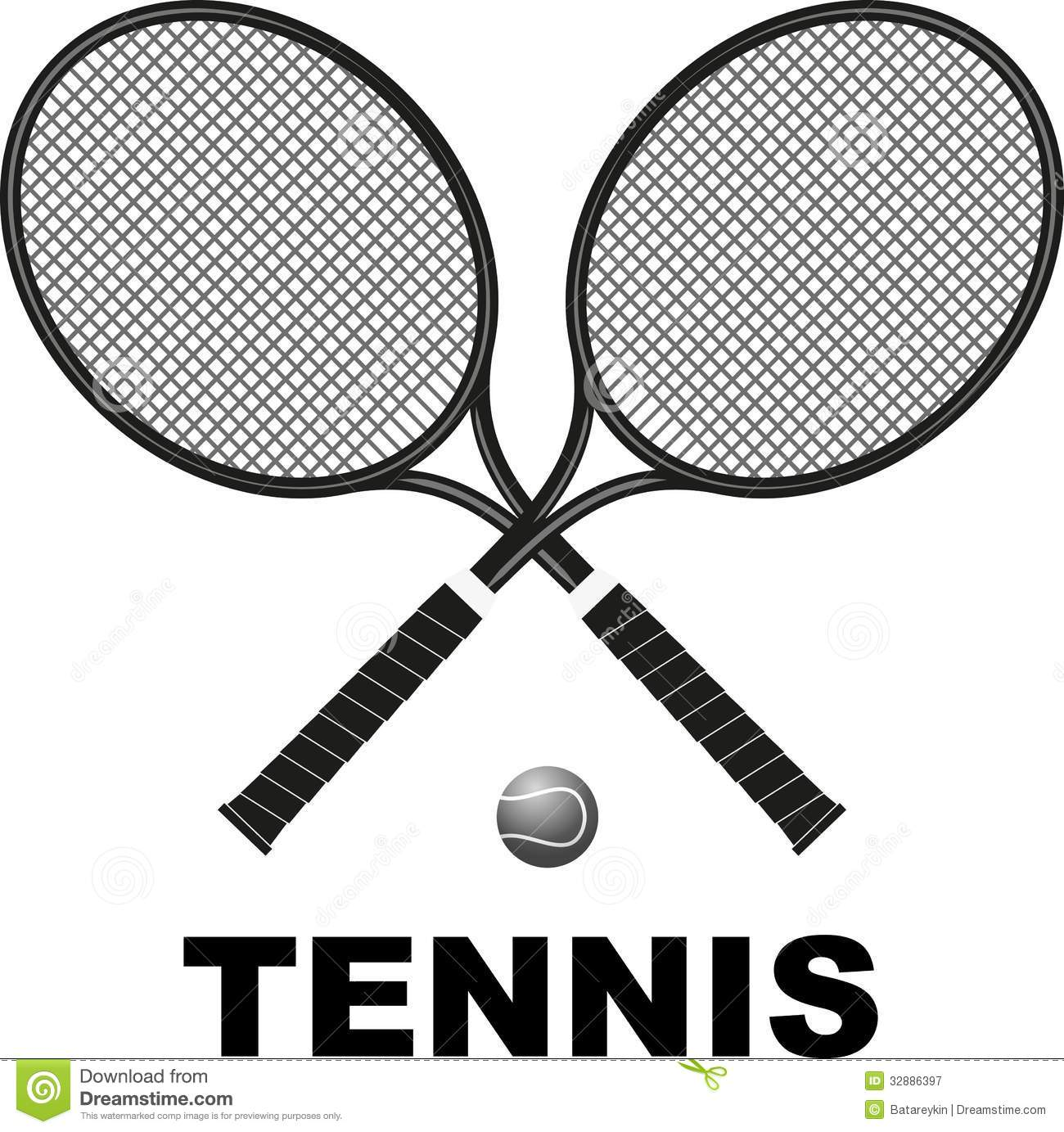 tennis rackets and ball stock illustration illustration of icon 32886397 tennis court clip art black and white tennis court clipart color book