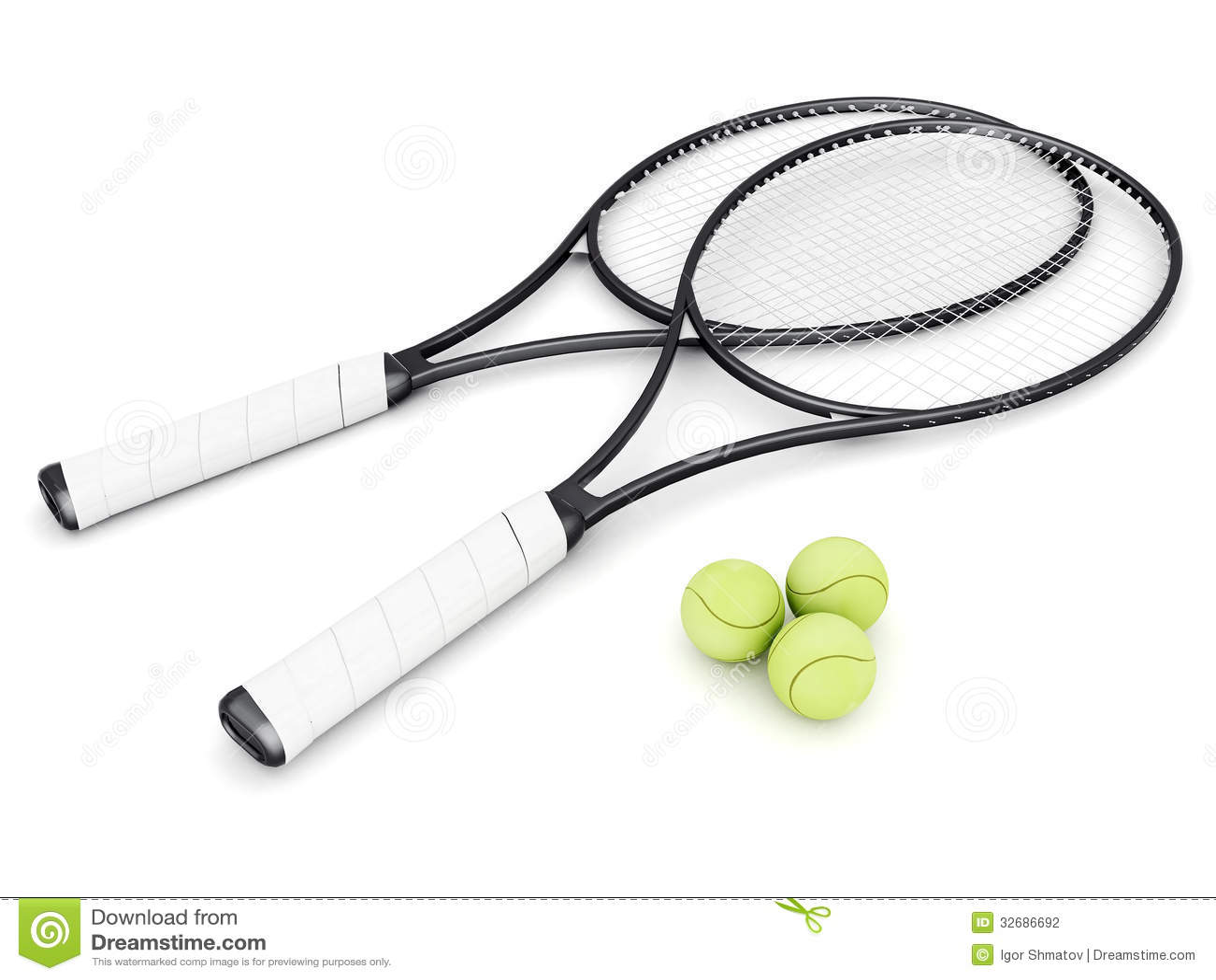 reputable site cdaad c965e Tennisausrüstung stock abbildung. Illustration von kugel ...