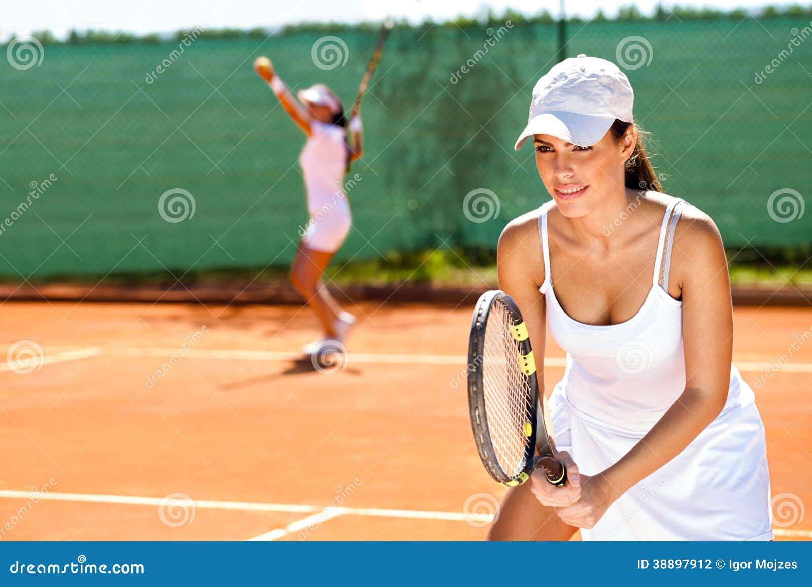 Tennisdubbletter