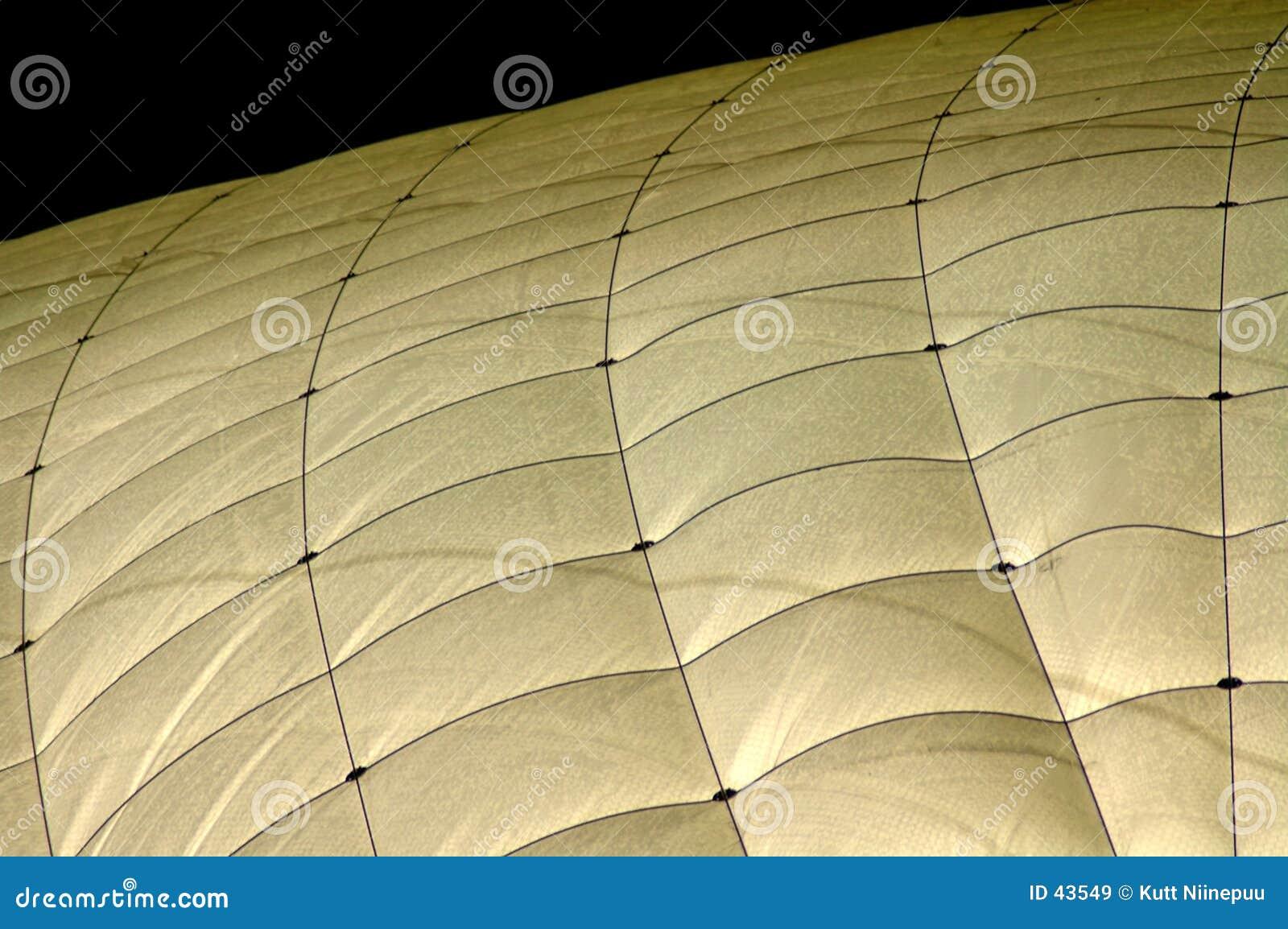 Tennishallendach