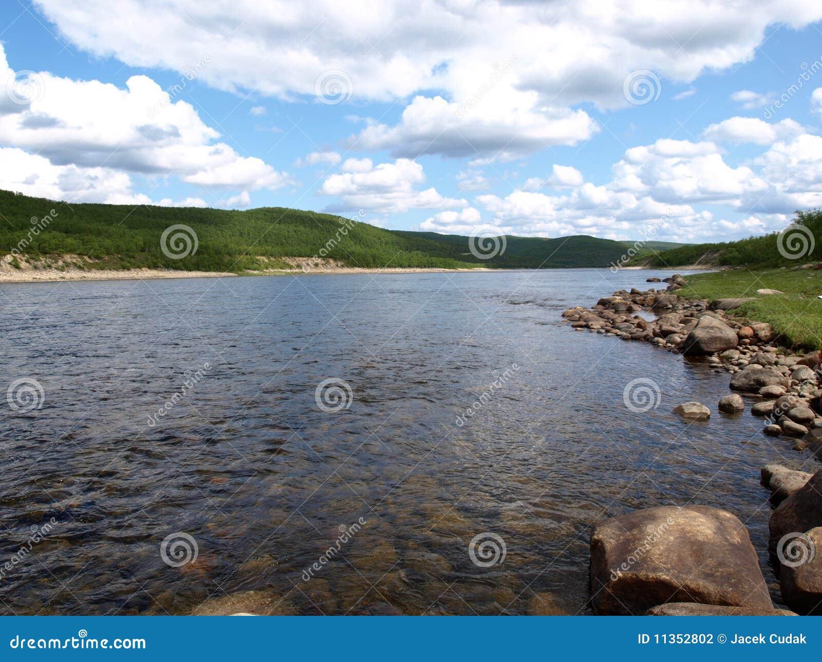 Tenojoki River