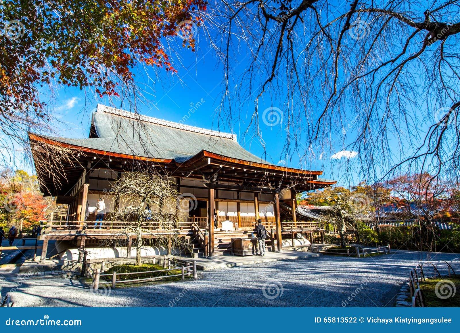 Tenryuji Temple in Kyoto has a Long History and a Beautiful Garden ...