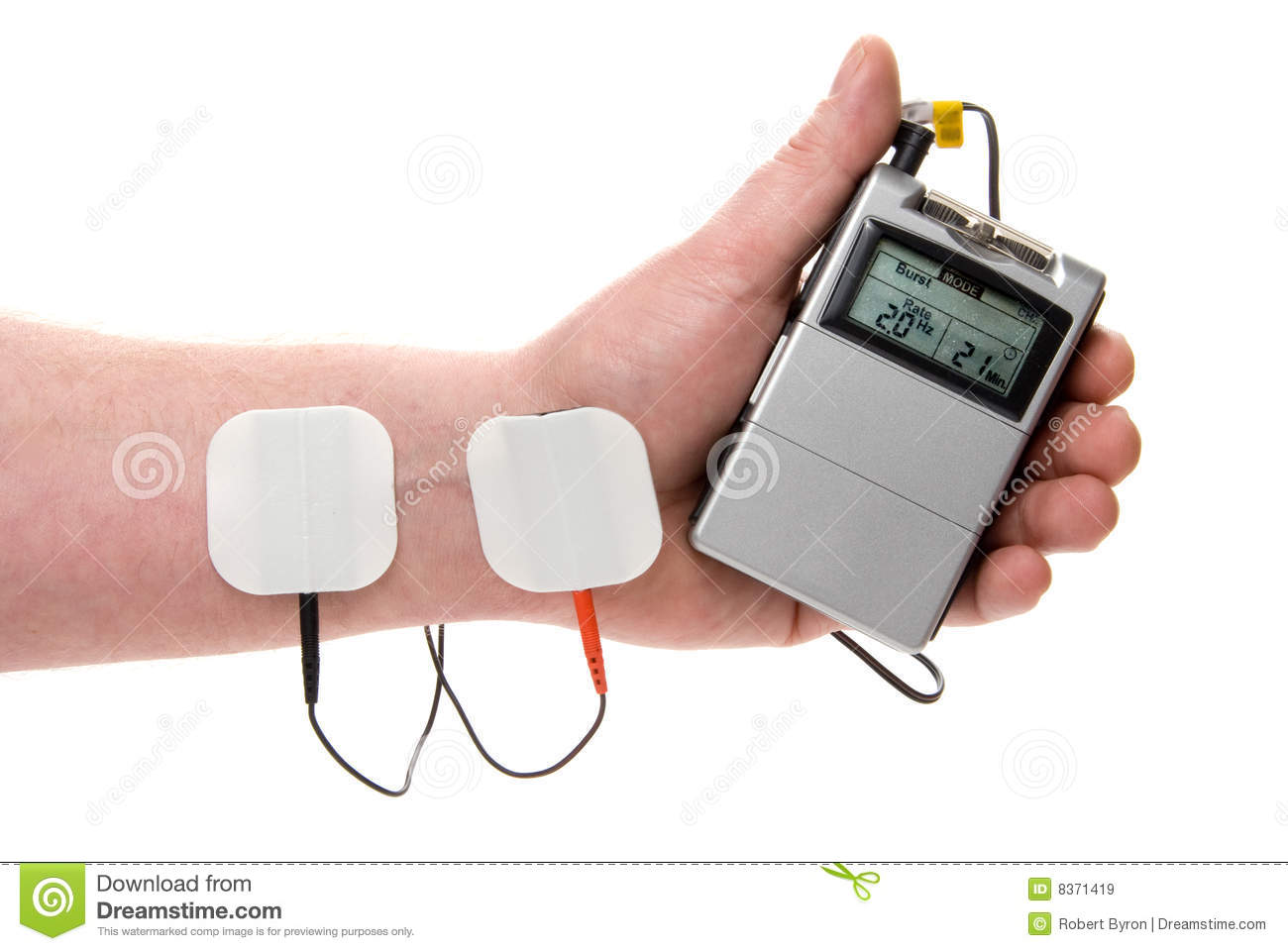 Tens Unit Royalty Free Stock Images Image 8371419