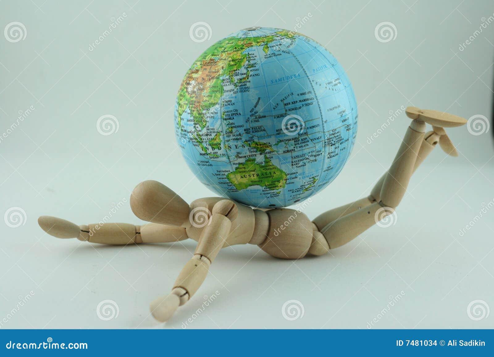 Tensión del mundo