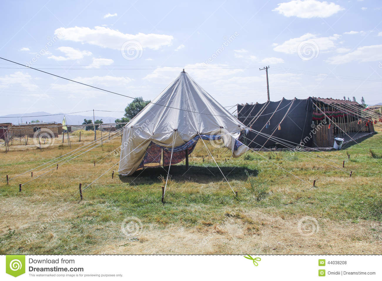 Tent stock photo. Image of country destination fabric . & Beduin Tents - Ecosia