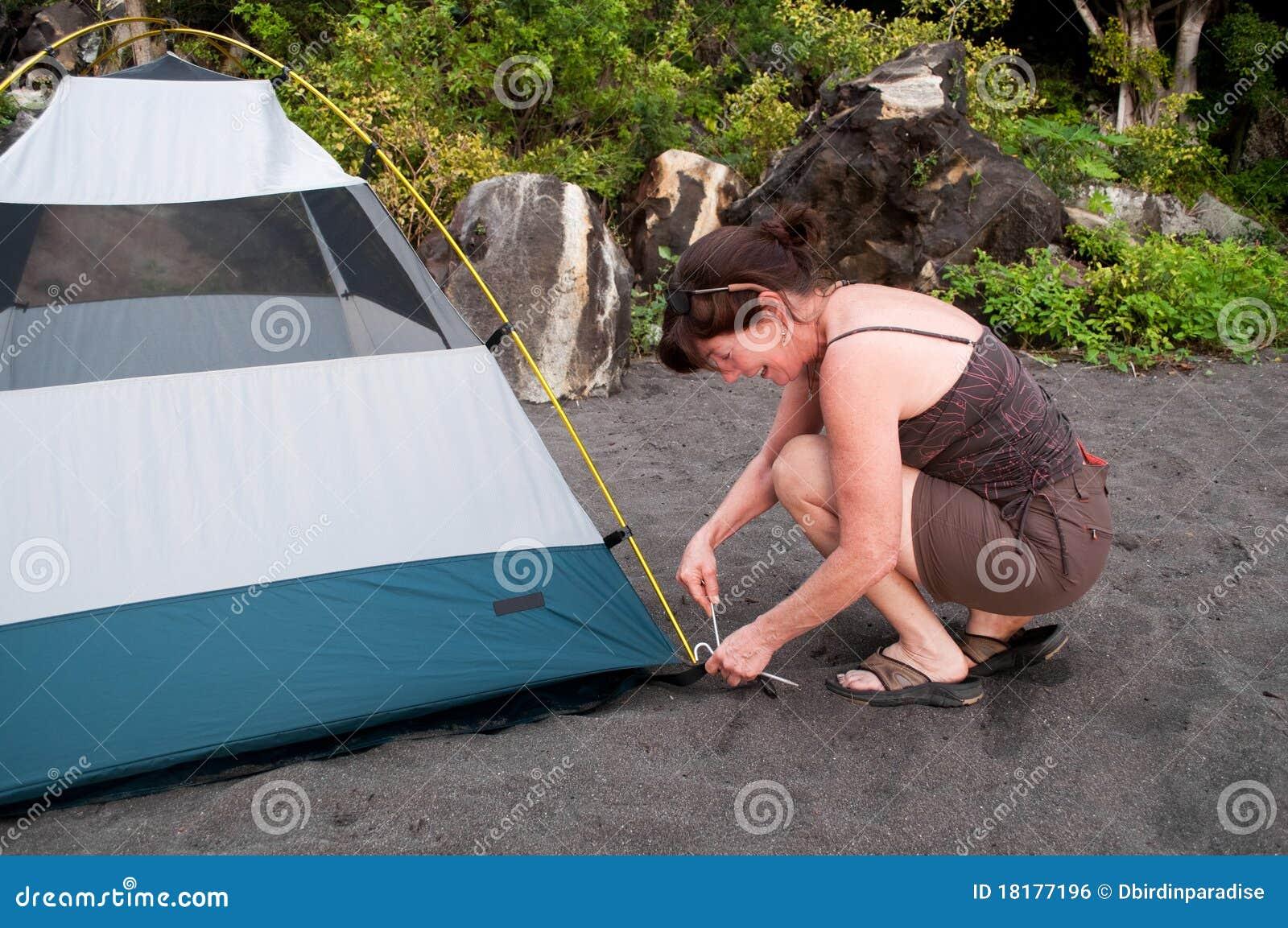 Tente-Camper de lancement d A