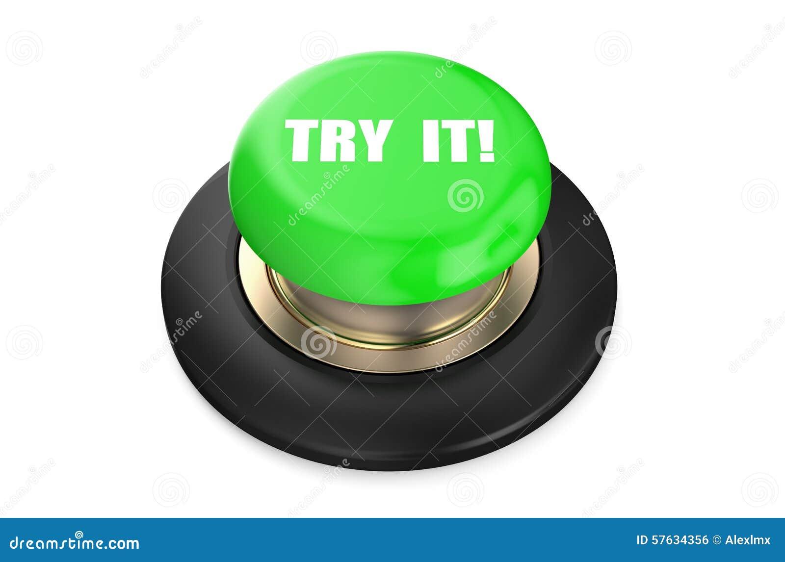 Tente-o tecla verde