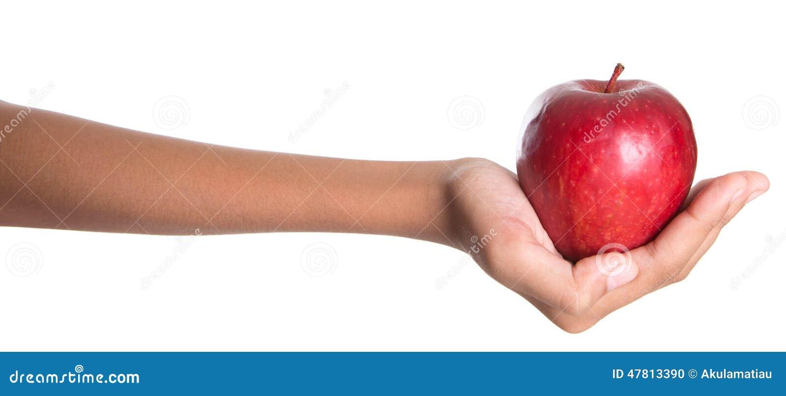 Tenuta dell Apple rosso X