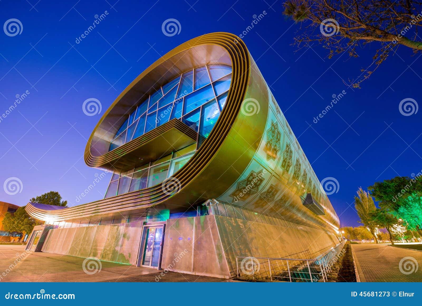 TeppichMuseum Am 30 Mai In Baku, Aserbaidschan