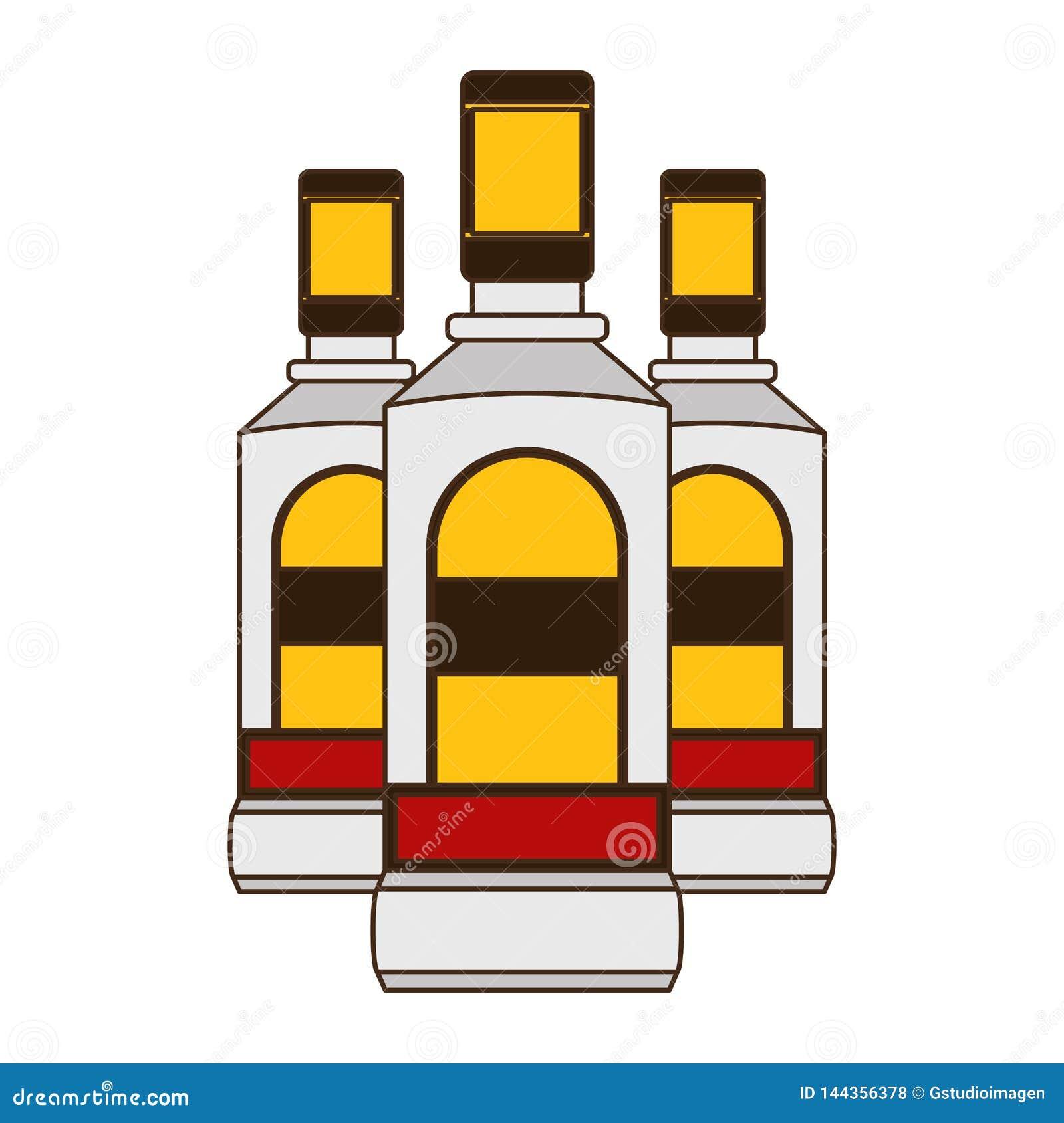 Tequila butelkuje trunek