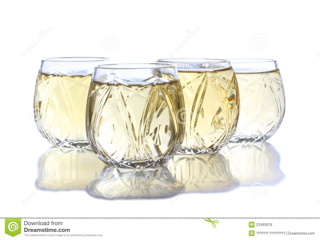 Tequila Glasses Stock Photo Image Of Alcoholic Water