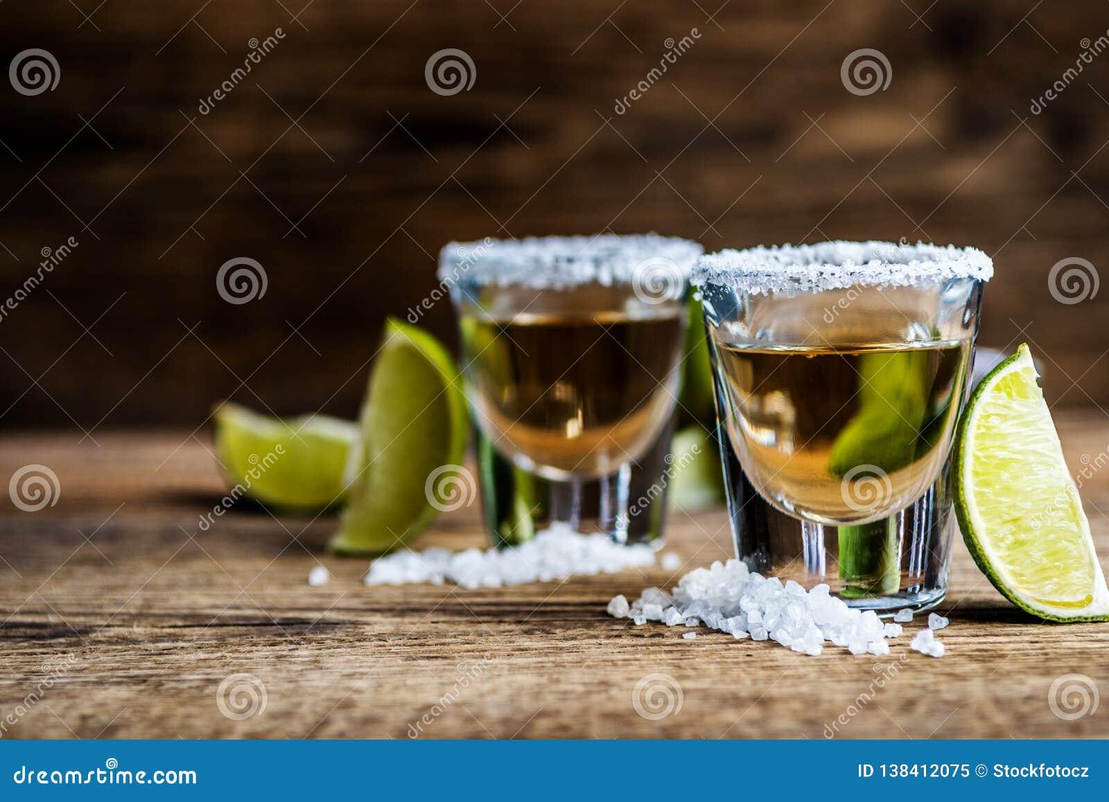 Tequila med limefrukt