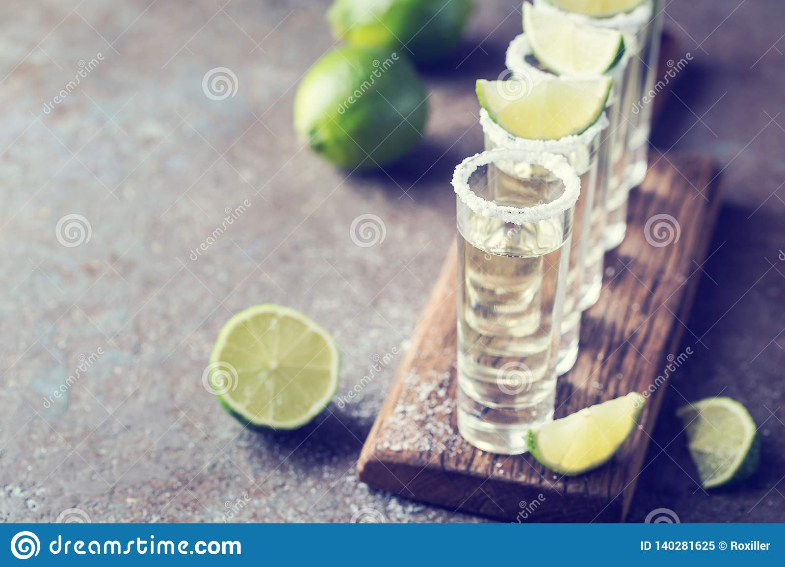 Tequila mexicaine d or