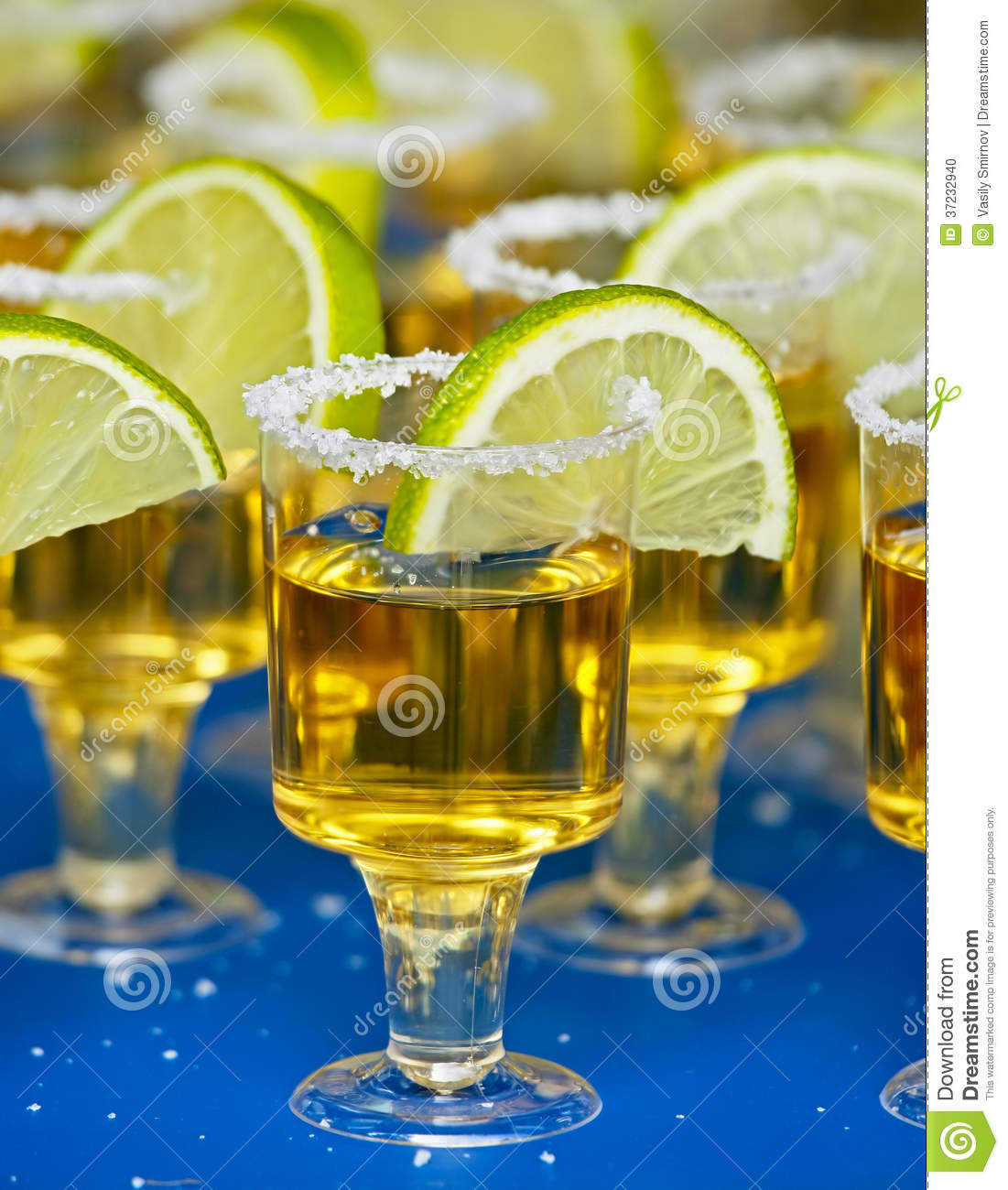 Tequila Stock Photo