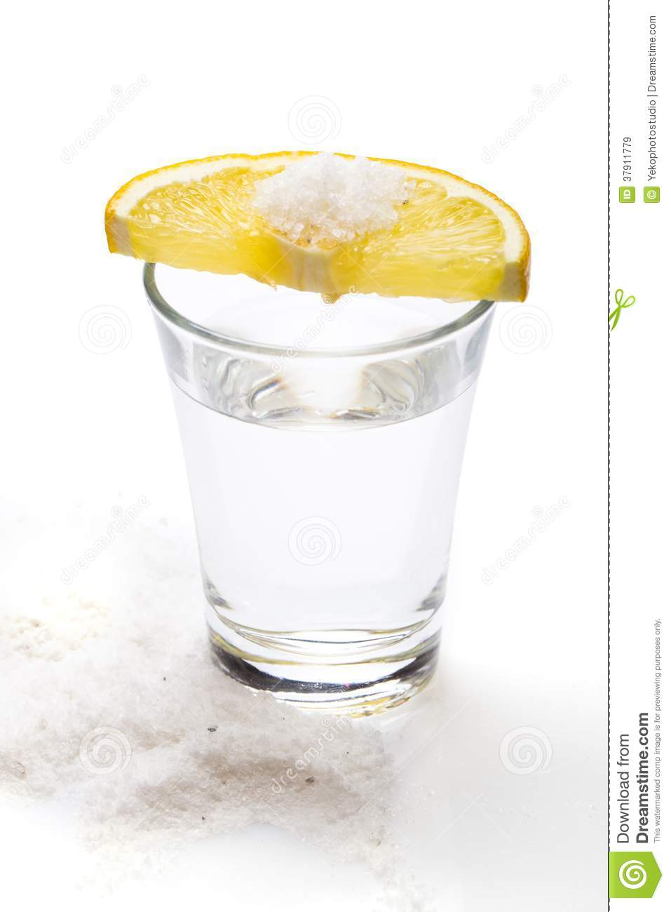 Tequila Shot Royalty Free Stock Images Image 37911779