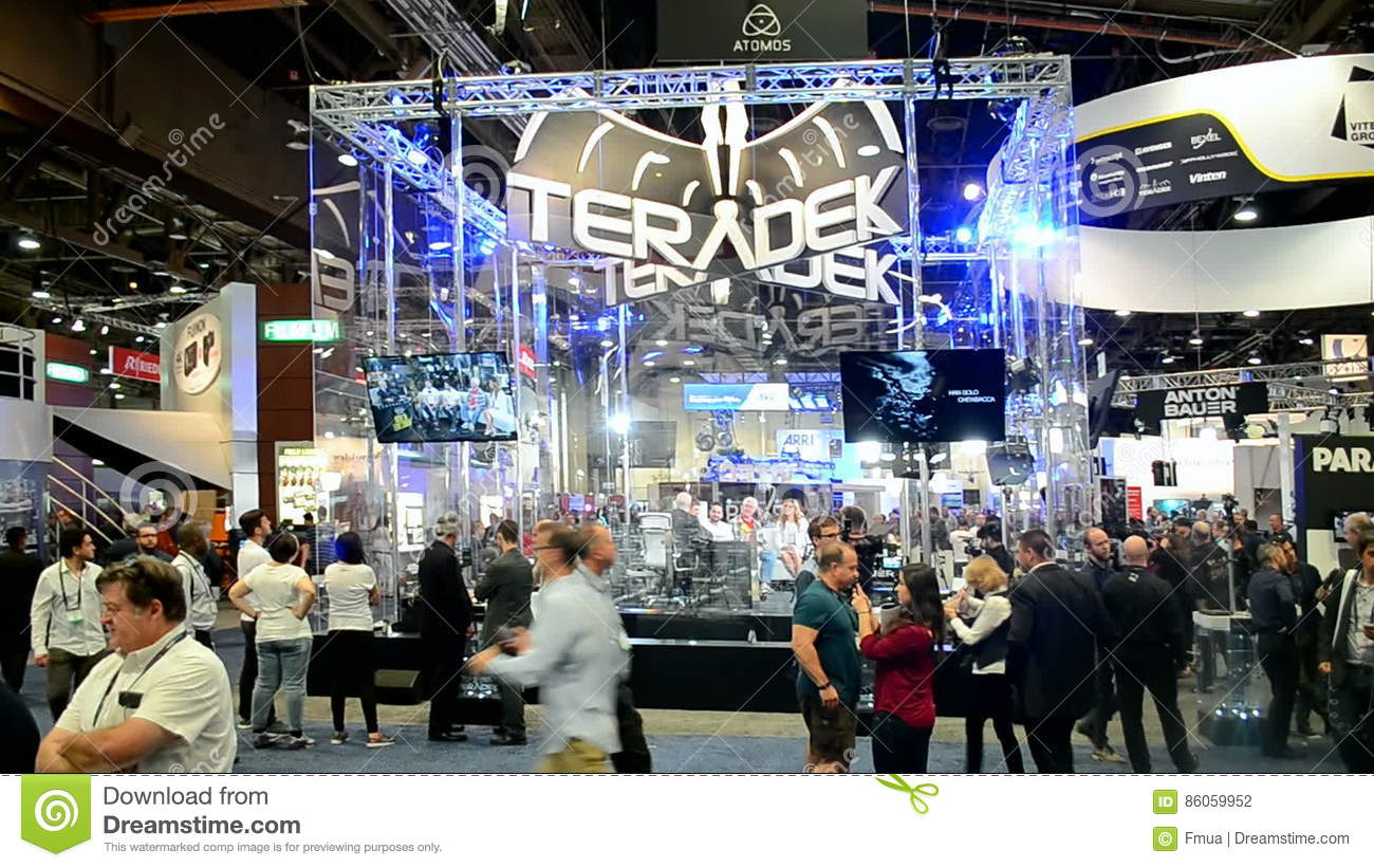 Exhibition Booth Las Vegas : Two story trade show exhibit booths up to