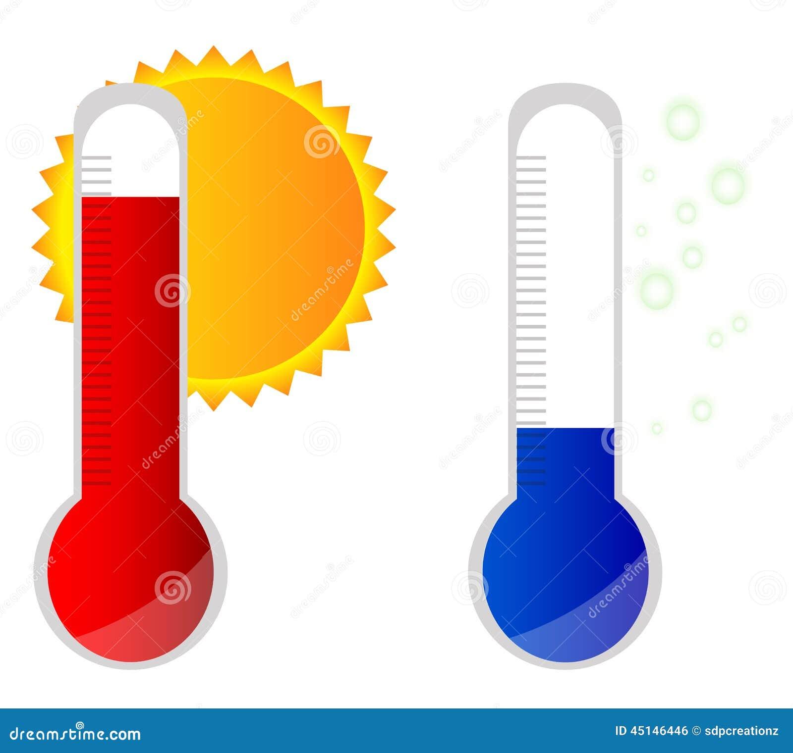 Termometro Quente E Fresco Da Temperatura Ilustracao Stock Ilustracao De Temperatura Quente 45146446 Entrá y conocé nuestras increíbles ofertas y promociones. dreamstime