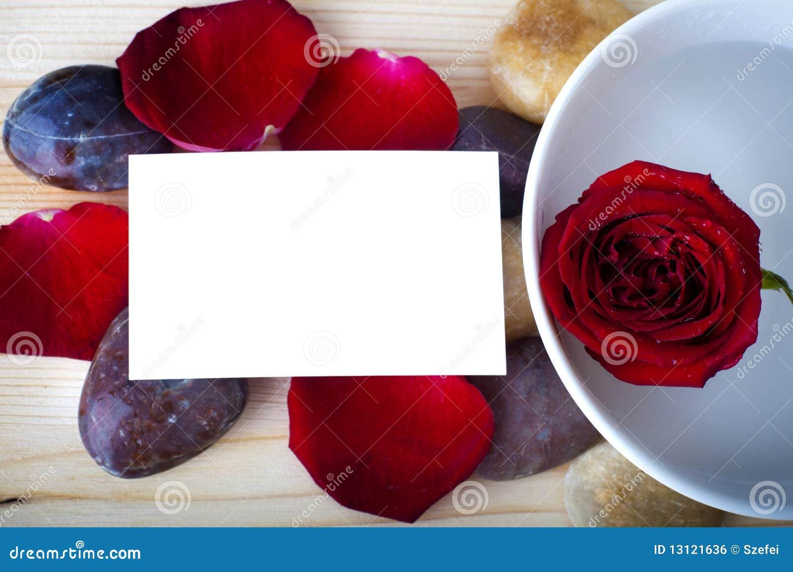 Termas da pétala de Rosa