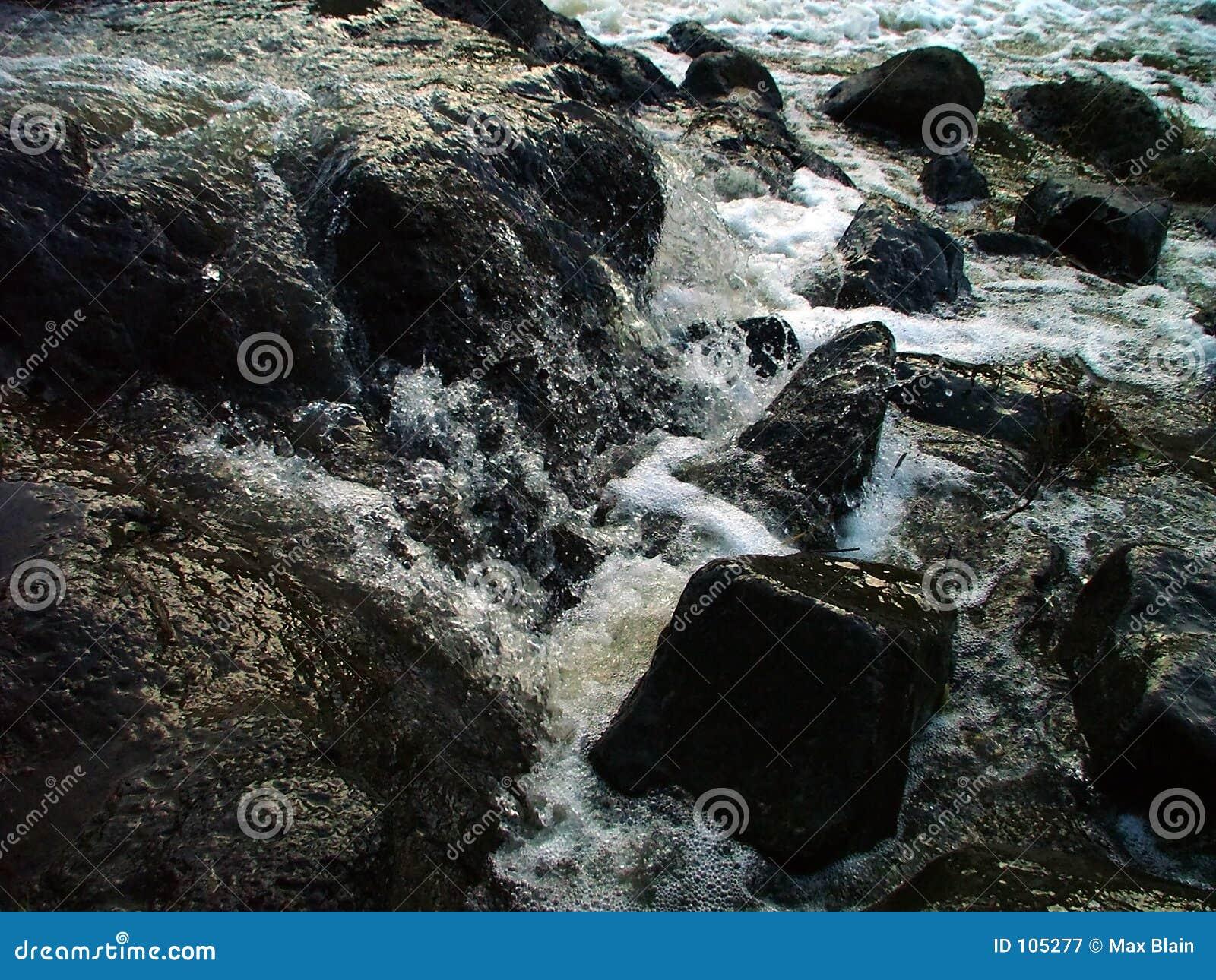 Termas da rocha