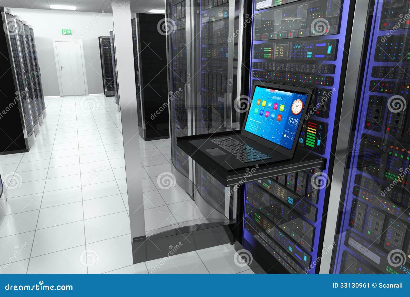 Server Room Design Plan