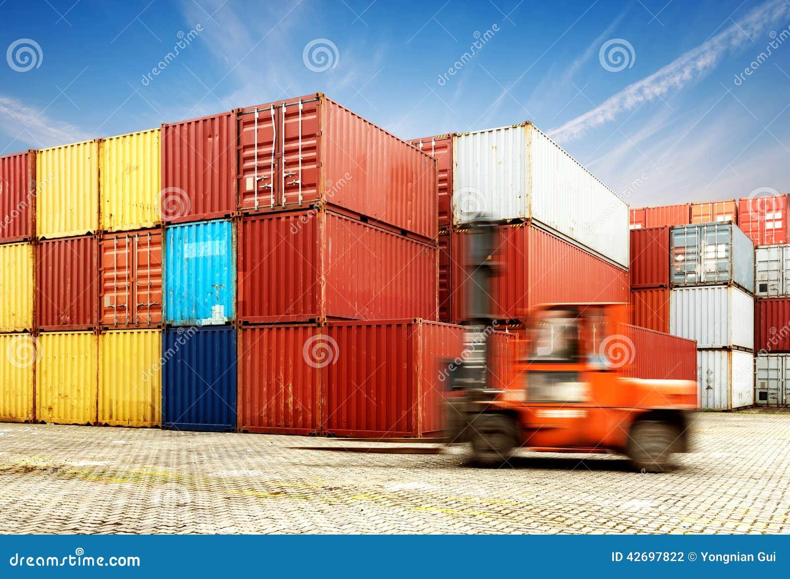 Terminale di contenitore
