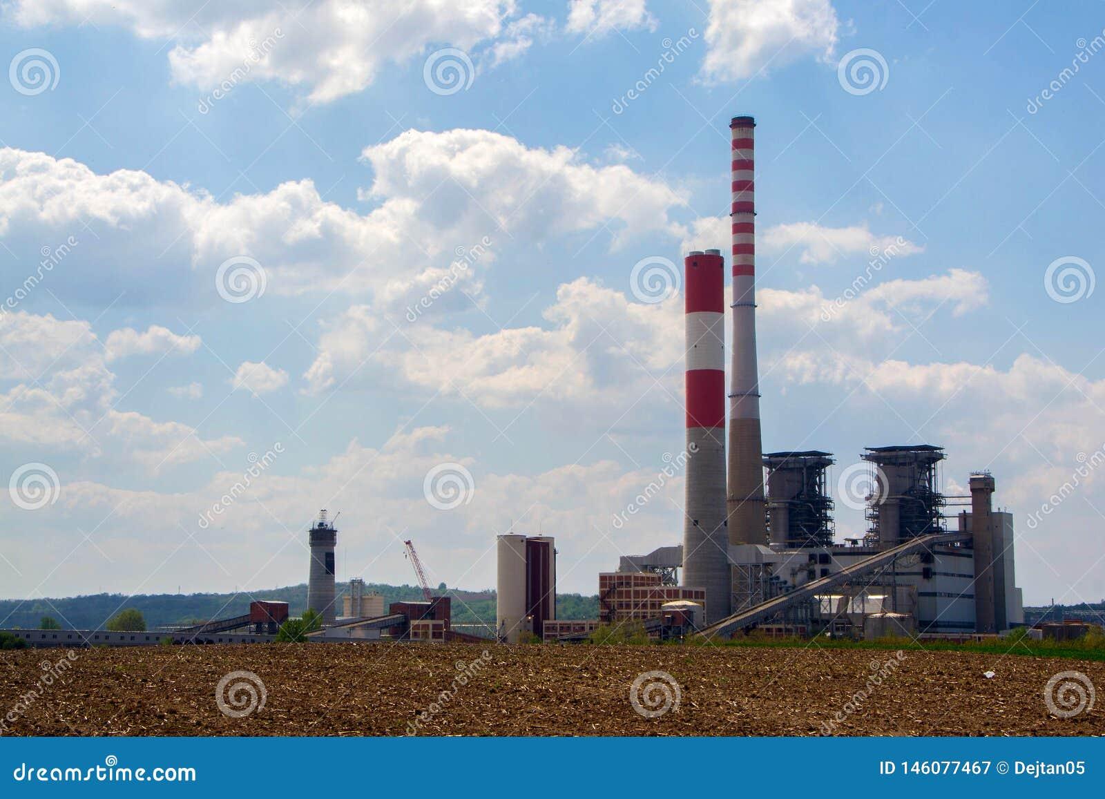 Termo centrale elettrica