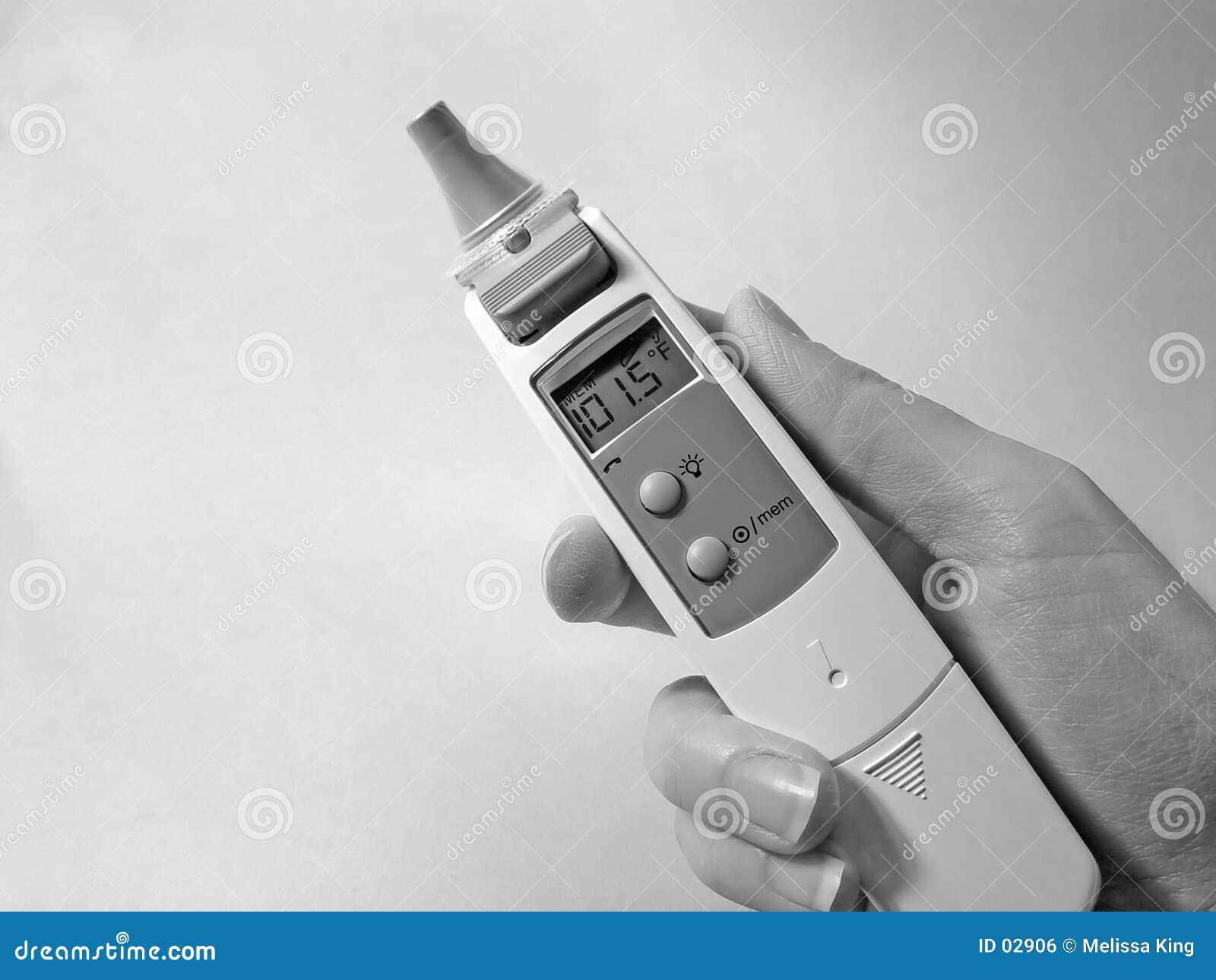 Termometr cyfrowych,