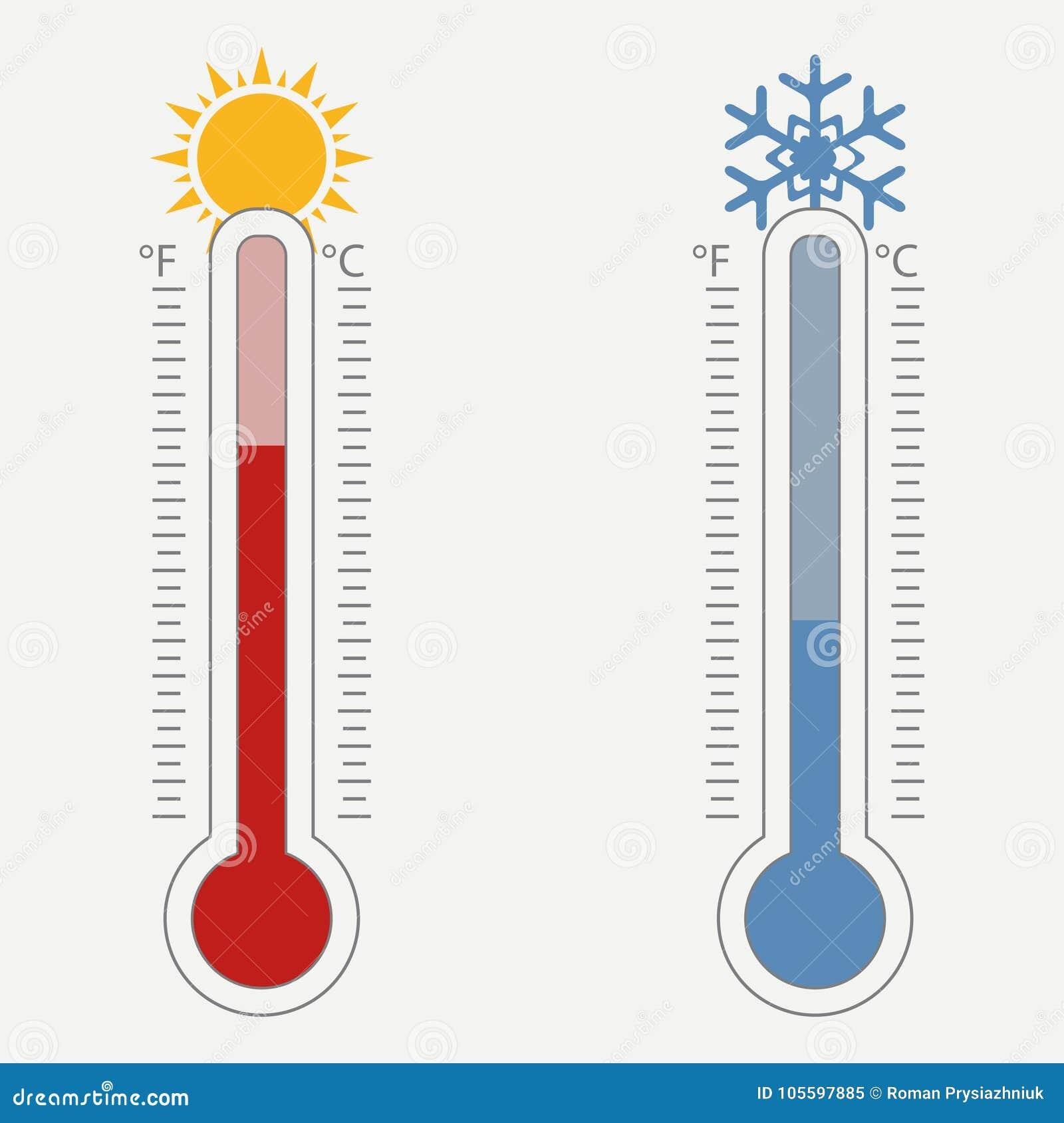 Termometro Meteorologico Scala Di Temperatura Per Celsius Illustrazione Vettoriale Illustrazione Di Clima Mercurio 105597885 Guía de estudio zonas climáticas. https it dreamstime com termometro meteorologico scala di temperatura per celsius image105597885